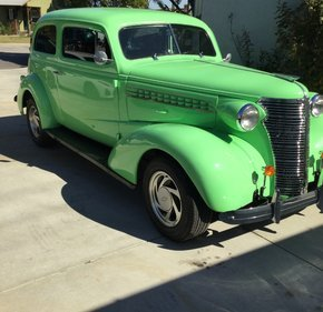 1938 Chevrolet Other Chevrolet Models for sale 101101061