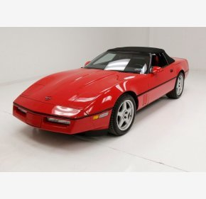 1989 Chevrolet Corvette Convertible for sale 101101068