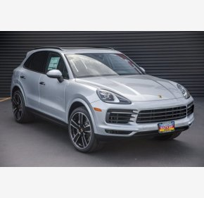 2019 Porsche Cayenne S for sale 101101093