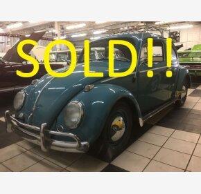 1962 Volkswagen Beetle for sale 101101098