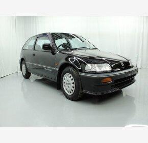 1988 Honda Civic for sale 101101297