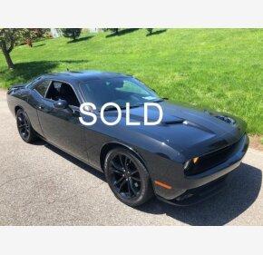 2016 Dodge Challenger SXT for sale 101101359