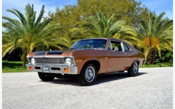 1972 Chevrolet Nova for sale 101101394