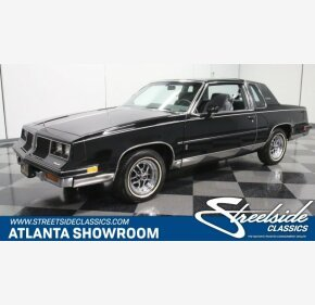 1986 Oldsmobile Cutlass Supreme Salon Coupe for sale 101101399