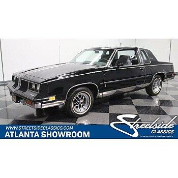 1986 Oldsmobile Cutlass Supreme Salon Coupe for sale 101101399