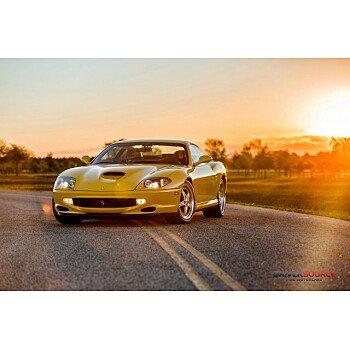 1997 Ferrari 550 Maranello Coupe for sale 101101502