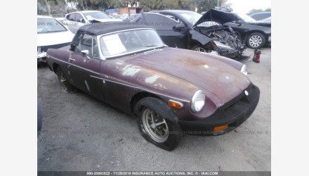 1976 MG Midget for sale 101101524