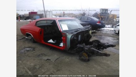 1970 Chevrolet Chevelle for sale 101101583