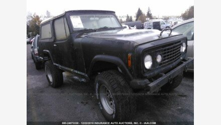 1972 Jeep Commando for sale 101102273