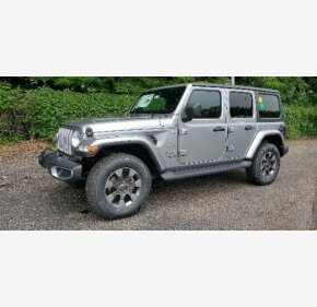 2018 Jeep Wrangler 4WD Unlimited Sahara for sale 101102865