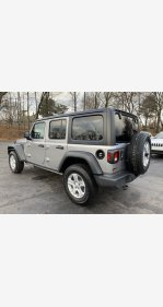 2018 Jeep Wrangler 4WD Unlimited Sport for sale 101102872