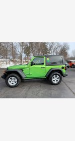 2019 Jeep Wrangler for sale 101102888