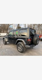 2019 Jeep Wrangler 4WD Unlimited Sport for sale 101102891