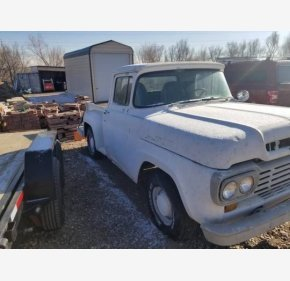 1959 Ford F100 for sale 101102960