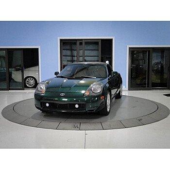 2002 Toyota MR2 Spyder for sale 101102964
