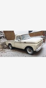 1963 Ford F100 for sale 101102996