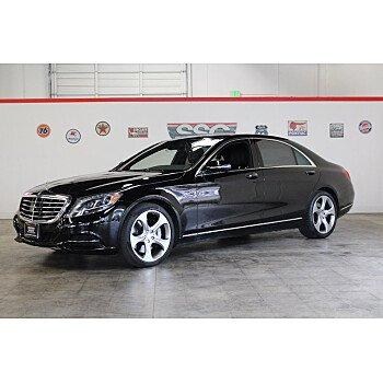 2015 Mercedes-Benz S550 Sedan for sale 101103264