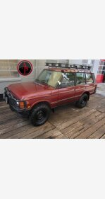 1990 Land Rover Range Rover for sale 101103285