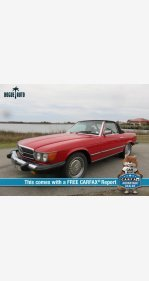 1984 Mercedes-Benz 380SL for sale 101104133