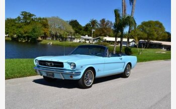 1965 Ford Mustang for sale 101104156