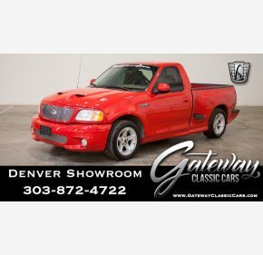 2000 Ford F150 2WD Regular Cab Lightning for sale 101104165