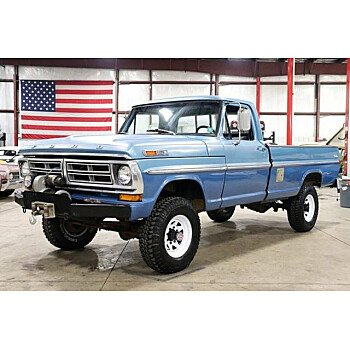 1972 Ford F250 for sale 101104443