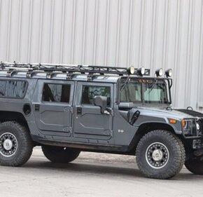 2006 Hummer H1 4-Door Wagon for sale 101104575