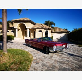 1965 Cadillac De Ville Coupe for sale 101104613