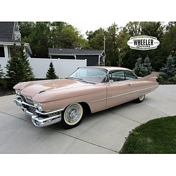 1959 Cadillac De Ville for sale 101105694