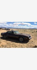 1977 Pontiac Firebird for sale 101105717