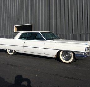 1963 Cadillac De Ville Coupe for sale 101105759