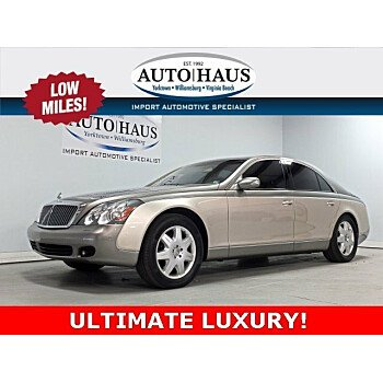2005 Maybach 57 for sale 101106384