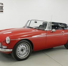 1963 MG MGB for sale 101106416