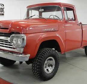 1960 Ford F100 for sale 101106423
