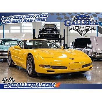 2002 Chevrolet Corvette Z06 Coupe for sale 101106441