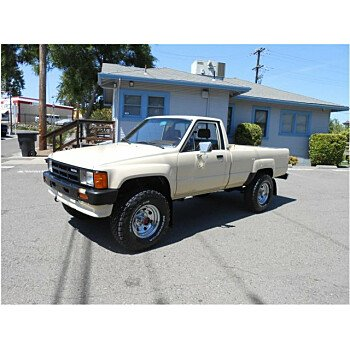 1986 Toyota Pickup 4x4 Regular Cab Deluxe for sale 101106459