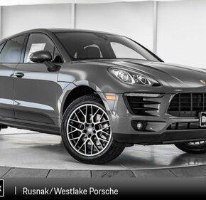 2018 Porsche Macan for sale 101106475