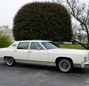1979 Lincoln Continental for sale 101106599