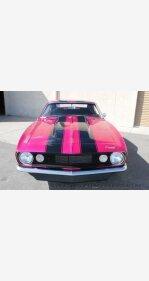 1967 Chevrolet Camaro for sale 101106612