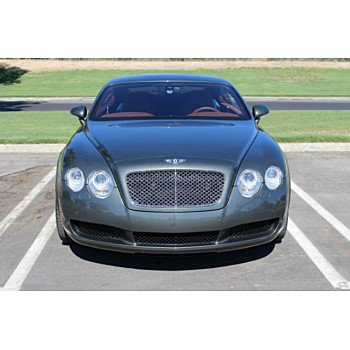 2005 Bentley Continental GT Coupe for sale 101106847