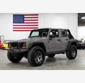 2014 Jeep Wrangler 4WD Unlimited Rubicon for sale 101106850