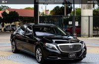 2015 Mercedes-Benz S550 4MATIC Sedan for sale 101107062