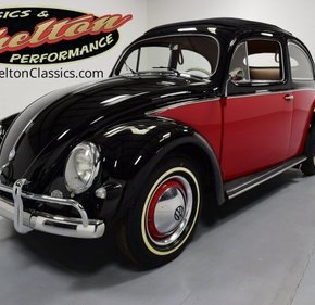 1956 Volkswagen Beetle for sale 101107075