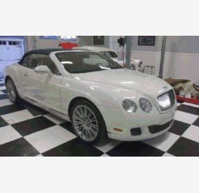 2010 Bentley Continental for sale 101107094