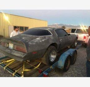 1976 Pontiac Firebird for sale 101107104
