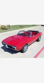 1968 Pontiac Firebird for sale 101107165