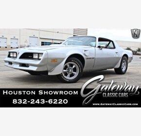 1977 Pontiac Firebird for sale 101107166