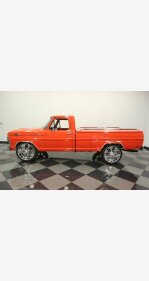 1968 Ford F100 for sale 101107207
