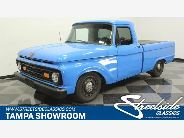 1964 Ford F100 for sale near Lutz, Florida 33559 - Classics on