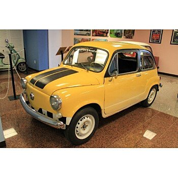 1967 FIAT 600 for sale 101107233